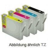 Druckerpatronen Epson Workforce WF-2530WF Druckerpatronen kompatibel Multipack 16XL,16,T1636,T1626 kompatibler Tintenpatronen Epson zu Epson T1631,T1632,T1633,T1634,T1636,C13T16364010 und Epson T1621,T1622,T1623,T1624,T1626,C13T16264010 kompatibel für folgende Drucker: Epson Workforce WF-2010W,WF-2510WF,WF-2520NF,WF-2540WF,WF-2630WF,WF-2650DWF,WF-2660DWF,WF-2660WF,WF-2750DWF 4 Patronen (je 1 x black, cyan, magenta, yellow) Füllmenge: 14ml black, je 10ml cyan, magenta, yellow Epson Ausschließlich